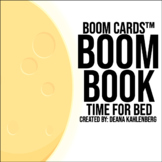 Boom Cards™️ Boom Book: Time for Bed