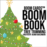 Boom Cards™️ Boom Book: Tree Trimming