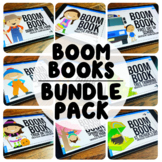 Boom Cards™️ Boom Books Bundle Pack