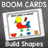 Boom Cards - Build Shapes