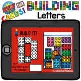 Boom Cards - Building Letters - Distant Learning