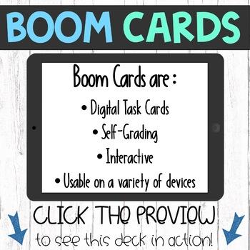 Boom Cards - Building Sentences Bundle