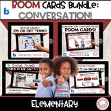Boom Cards Social Skills Bundle for Social Skills Elementary