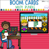 Boom Cards™ Bundle for Math | Distance Learning