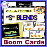Boom Cards Consonant Blends : Initial Sounds Activities