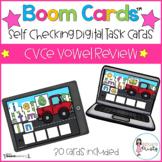 Boom Cards™  CVCe  Vowel Review