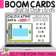 Boom Cards Calculate Area