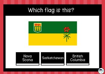 Boom Cards: Canadian Flag Review