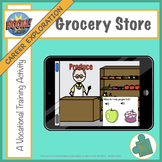 Boom Cards Career Exploration: Grocery Store