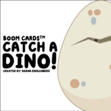 Boom Cards™️ Catch a Dino!