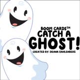 Boom Cards™️ Catch a Ghost!
