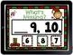 Boom Cards Christmas Elf Number Order