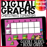 Christmas Boom Cards   Graphs   Math   Distance   Graphs   Spanish   Google