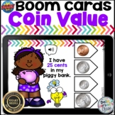 Boom Cards Coin Value