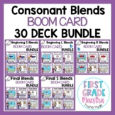 Boom Cards Consonant Blends Bundle