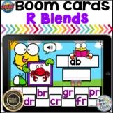 Boom Cards Consonant Blends R Blends