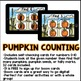 Boom Cards - Counting 1-10 Fall Math Bundle (Identifying, counting, subitizing)
