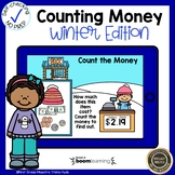 Boom Cards Counting Money Winter
