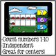 Boom Cards - Counting Numbers 1-10 (self checking cards for Kindergarten)
