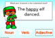 BOOM CARDS CHRISTMAS | Grammar | PARTS OF SPEECH