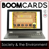 Boom Cards | Daily and Seasonal Changes | Impact on Society, Environment