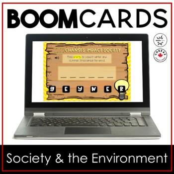 Seasonal Impact on Society and Environment Boom Cards