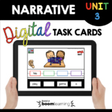 Boom Cards™ Digital Task Cards - Personal Narrative - Firs