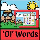 Boom Cards | Digraph OI | Diphthong OI | OI Sounds | Distance Learning