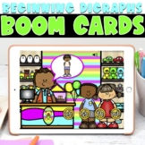 Boom Cards | Toy Store Digraphs Beginning Sounds