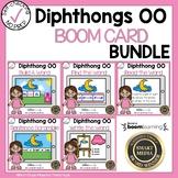 Boom Cards Diphthong OO Bundle
