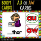 Diphthongs Task Cards Bundle | Boom Cards |#Distance Leaning