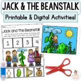 Jack and the Beanstalk Boom™ Cards for Distance Learning