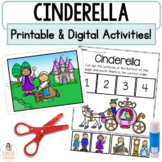 Cinderella Boom Cards™   Distance Learning