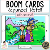 Boom Cards Distance Learning - Fairy Tale Retell