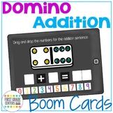 Boom Cards Domino Addition