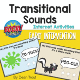 Boom Cards™   Early Intervention   Transitional Sounds   S