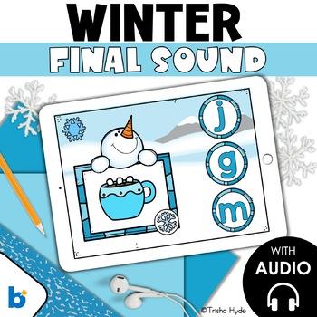 Boom Cards Final Sound Winter