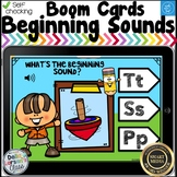 Boom Cards Find the Beginning Sound
