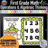 Boom Cards First Grade Counting On to Add {1.OA.C.5}