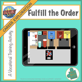 Boom Cards- Fulfilling Drink Orders: A Functional Vocation