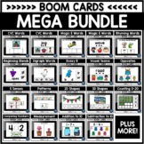 Boom Cards™ MEGA BUNDLE | Distance Learning