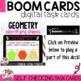 Boom Cards Geometry 2nd Grade