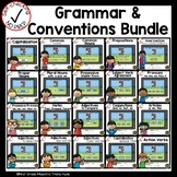 Boom Cards Grammar and Conventions Bundle
