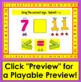 Boom Cards Math Greater Than, Less Than, Equal To: 30 Interactive Math Cards!
