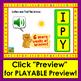 Boom Cards™ Groundhog Day Alphabet Capital Letter Recognition