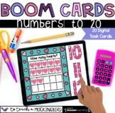 Boom Cards - Heart Ten Frames