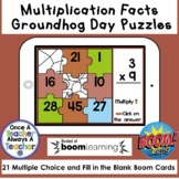 Boom Cards • Hidden Picture Puzzles • Basic Multiplication