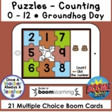 Boom Cards • Hidden Picture Puzzles • Counting 1-12 • Grou