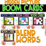 Boom Cards   Hidden Pictures Blends