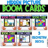 Boom Cards   Hidden Pictures Geometry